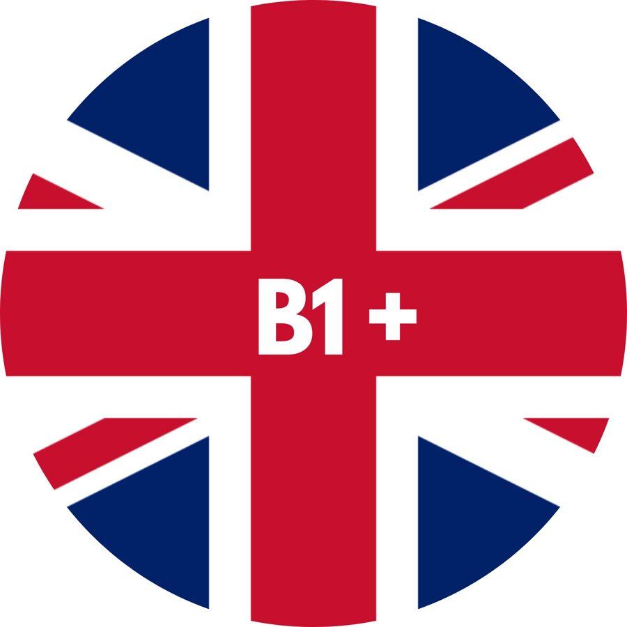 Anglų kalbos kursai B1+ (mini grupės 4-6žm.) Kurso pradžia: rugsėjo 20d. (3 mėn.)