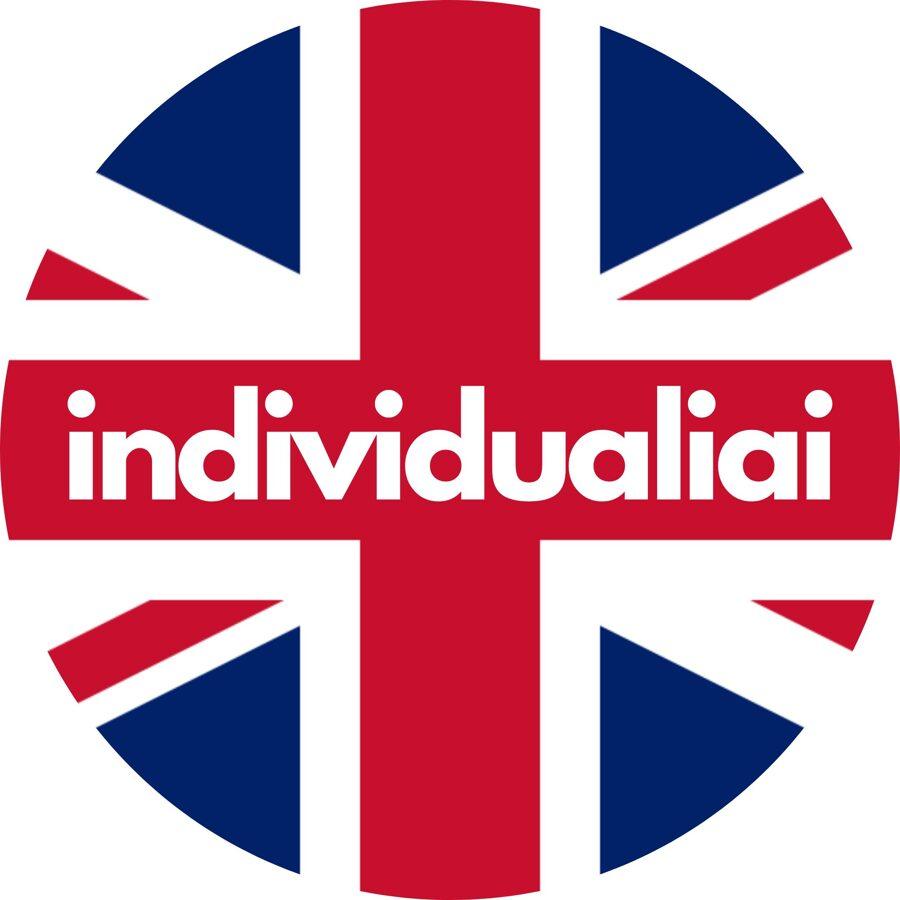 Individualios anglų k. pamokos (45 min.)